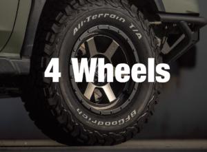4 Wheels